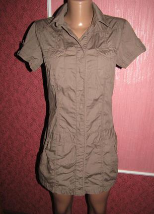 Туника рубашка р-р s бренд orsay