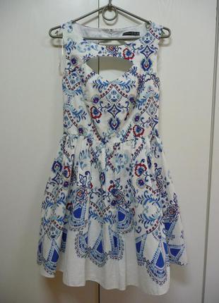 Красивенное летнее платье  atmosphere.