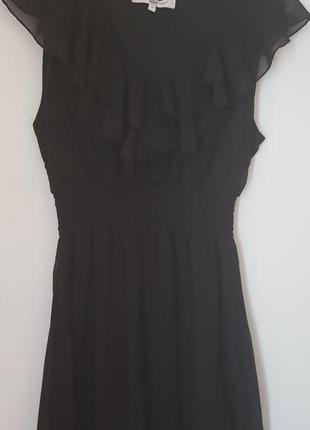 Чорне плаття new look