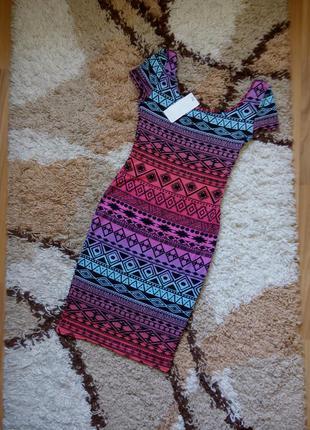 Плаття / платье в орнамент