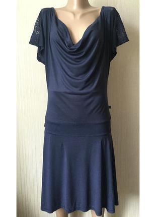 Распродажа! - элегантное платье *dept* 12/14 р.