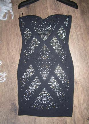 Платье короткое tally weijl рр34 (xs) 250грн