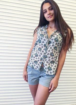 Блузка блуза кофточка рубашка