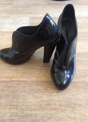 Ботинки оригинал gianfranco ferre