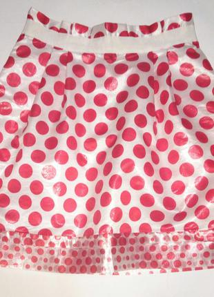Яркая летняя юбка d&g