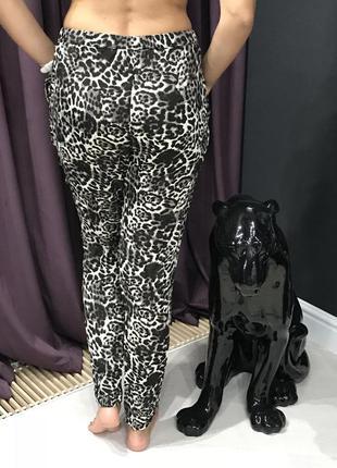 Штаны леопардовые/ штаны летние2 фото