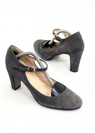 Туфли 39 р fosco италия кожа оригинал