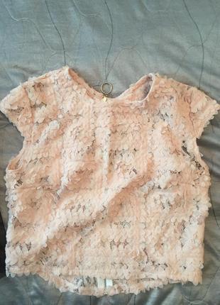 Комплект юбка і топ