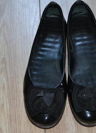 Туфли балетки frau