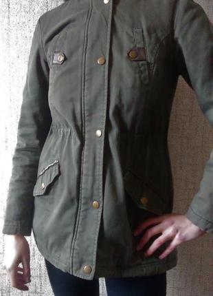 New look, парка, куртка