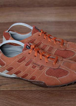 Кросівки geox respira. оригінал. стан дуже хороший 37р