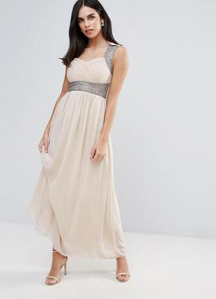Платье макси ax paris