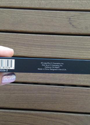 Супер цена тени/палетка матовых и шиммерных теней eyeshadow palette elf набор3