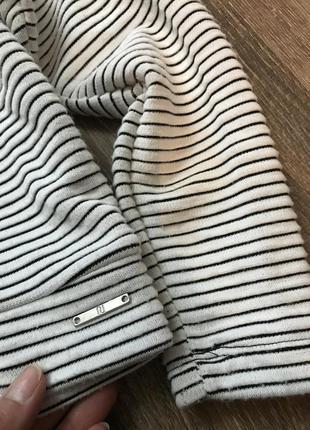 Укороченный свитер- оверсайз3