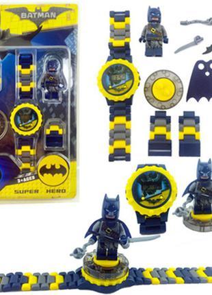 Детские часы наручные lego бэтмен