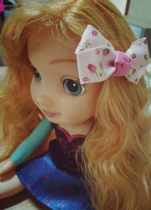 Набор заколок для девочки с принцессой авророй, 5 штук разных