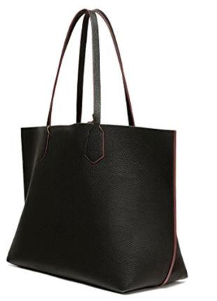 Двухсторонняя сумка шопер zara3 фото