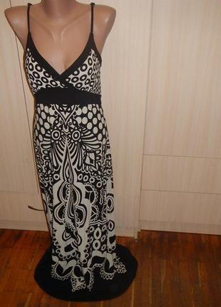 Платье oasis р.8(34) сарафан