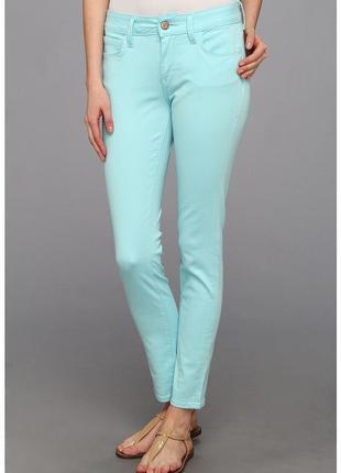 Стильні літні джинси chloe ginatricot m(38)