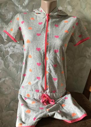 Пижама комбинезон new look