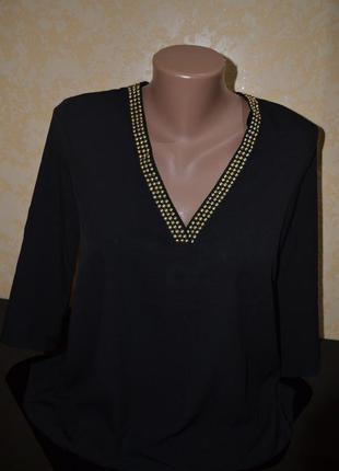 Нарядная блуза h&m p.36