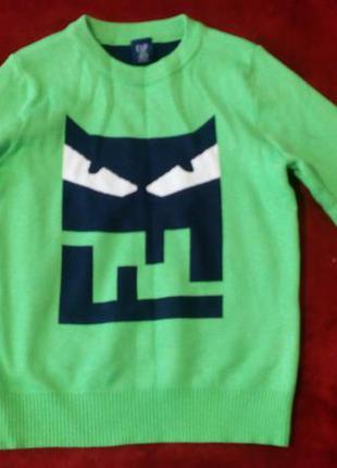 Красивейший свитер для супер-модника!