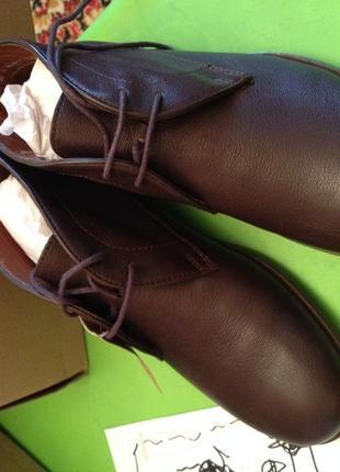 Новые ботинки camper