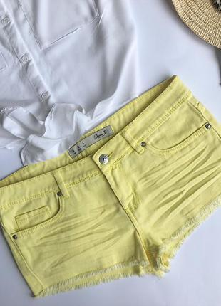 Коуті жовті шортики
