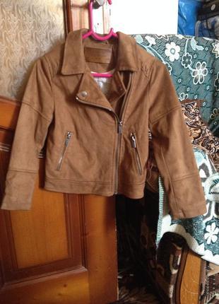 Куртка,косуха zara