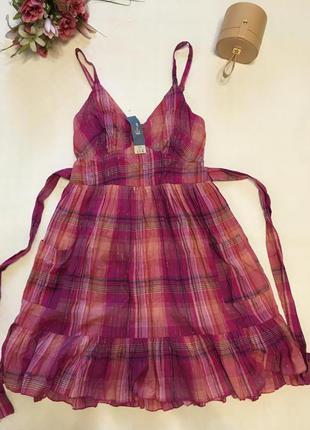 Платье хлопок м-л
