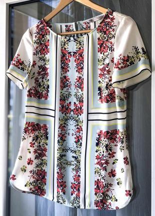 Яркая блуза marks&spencer