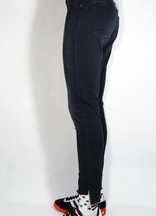 Новые джинсы cheap monday high spray pistol black jeans skinny 28-29 скини оригинал