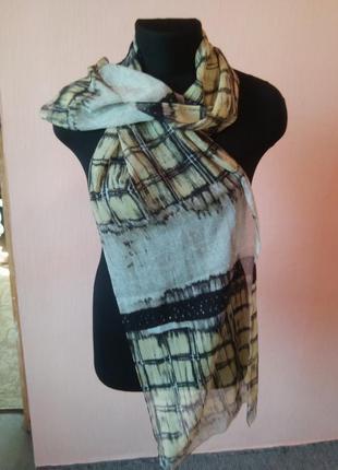 Очень красивый шарфик