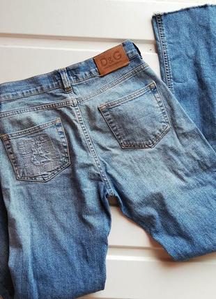 Фирменные джинсы dolce gabbana