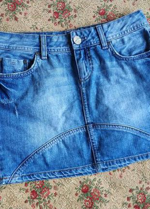 Стильная мини юбка colin's