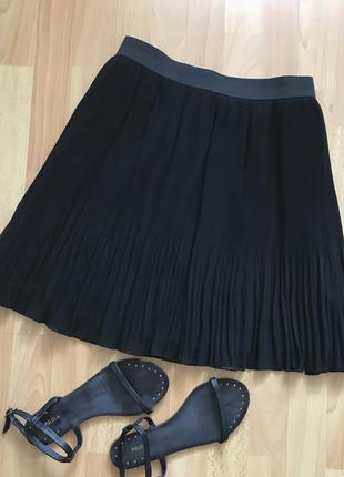 Доступно - плиссированная юбка *debenhams* 16 р.