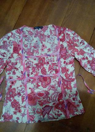 Кофточка туника блуза