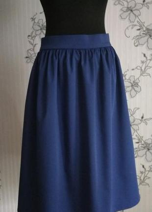 Новая летняя юбка в сборку с вискозной ткани, разные размеры и цвета.