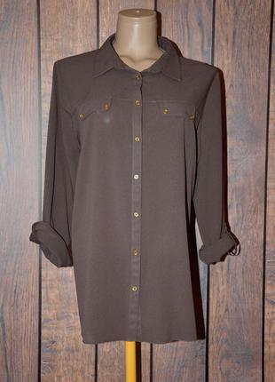 Блуза, рубашка f&f большой размер