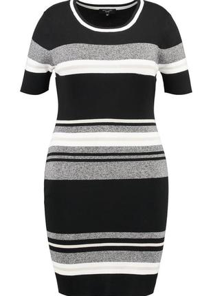 Стильное теплое платье