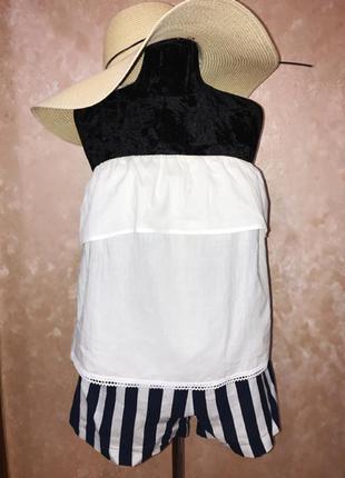 Блуза, топ, хит для модницы