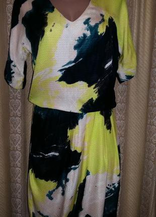 Selected / femme яркое летнее платье
