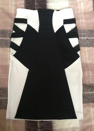 Облегающая юбка миди. юбка-карандаш