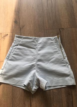 Летние шорты на талии