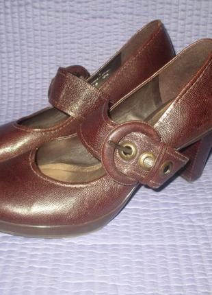 Туфли clarks, европейский размер uk5, наш 38
