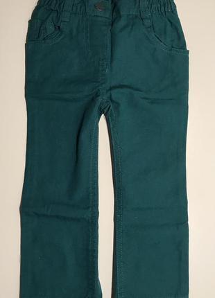 Летние брюки, штаны lupilu 86/92 18-24мес.