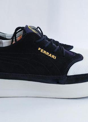 Кроссовки, спортивные туфли, кеды ferrari