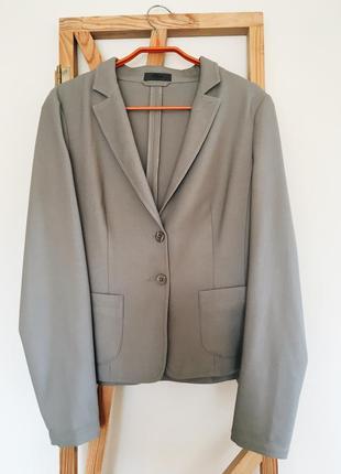 🌸мегакрутой пиджак от s.oliver (м)