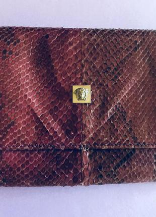 Versace кошелек