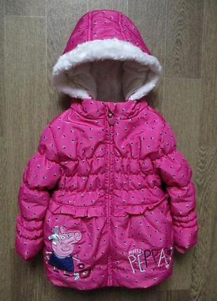 Куртка 12 - 18мес, george, длина 38см, ширина 30см, рукав 30см.